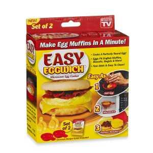 Easy Sandwich Egg Cooker